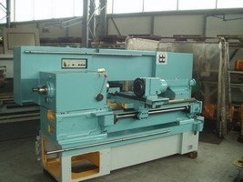 Lathe with CNC 16A20F3