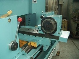 Lathe with CNC 16A20F3 after repair 2