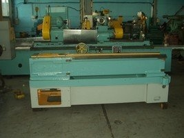 Lathe with CNC 16A20F3 after repair 4
