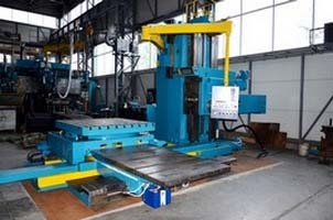 Horizontal boring mill<br/>2637GF1
