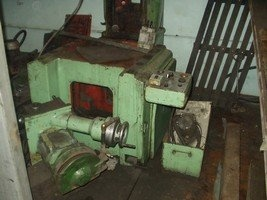 Surface grinding machine with a cross table and horizontal spindle 3G71 before repair 1