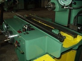 Surface grinding machine with a cross table and horizontal spindle 3G71 after repair 1