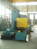 Surface grinding machine with rectangular table and horizontal spindle 3d725 3