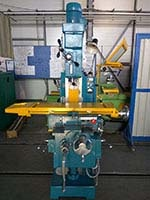 Milling surface grinding machine 6T80Sh 2