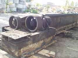 Farell roll-grinding machine before repair 3