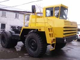 BelAZ after repair 2