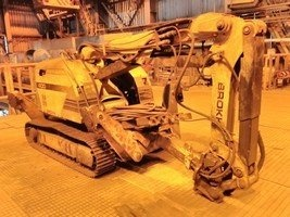 BROKK - 400 before repair 1