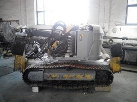 BROKK - 400 before repair 2