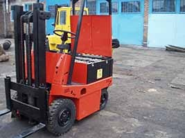 Electric loader EV-687 4