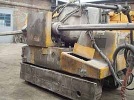 Torcreting plant Krosaki Harima before repair 1
