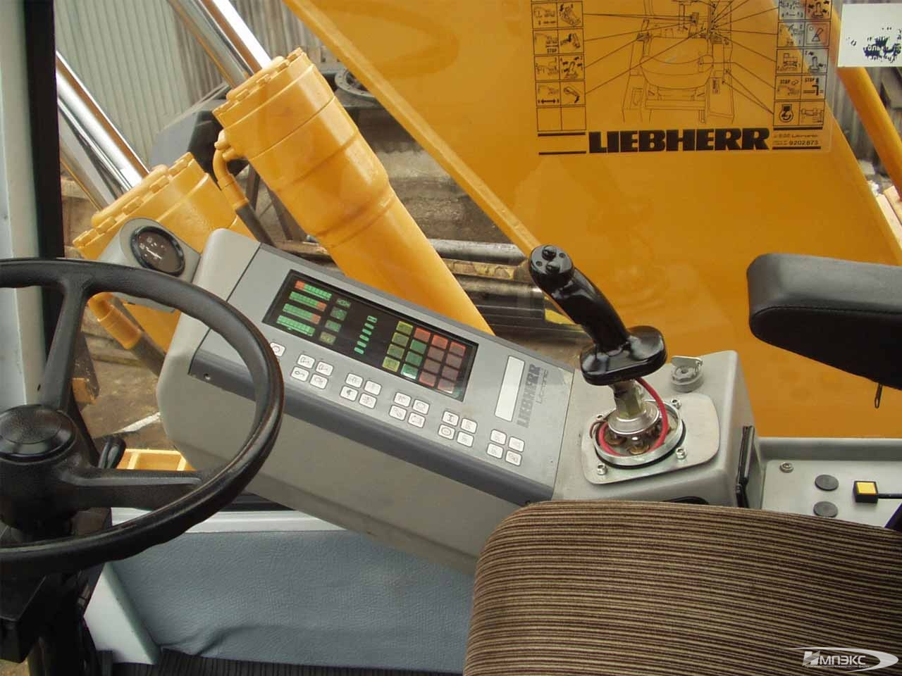 Liebherr 922 Litronic