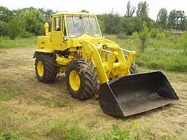 Front loader ТО-25
