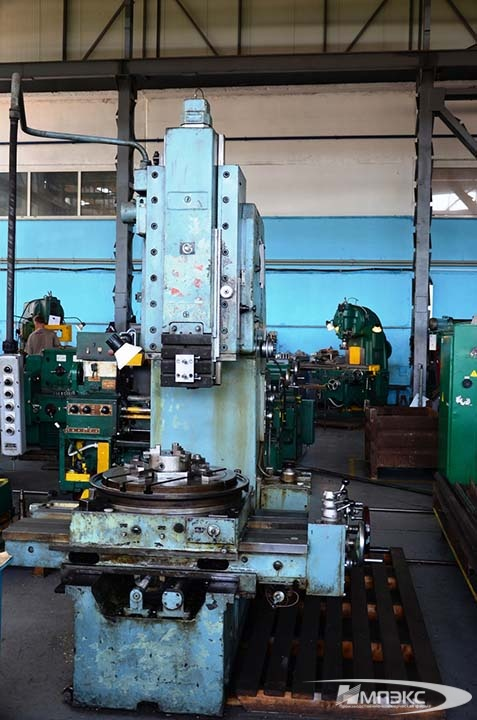 Special vertical slotting machine model 7403 2