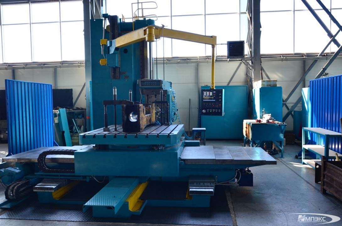 Horizontal boring mill 2637F4 2