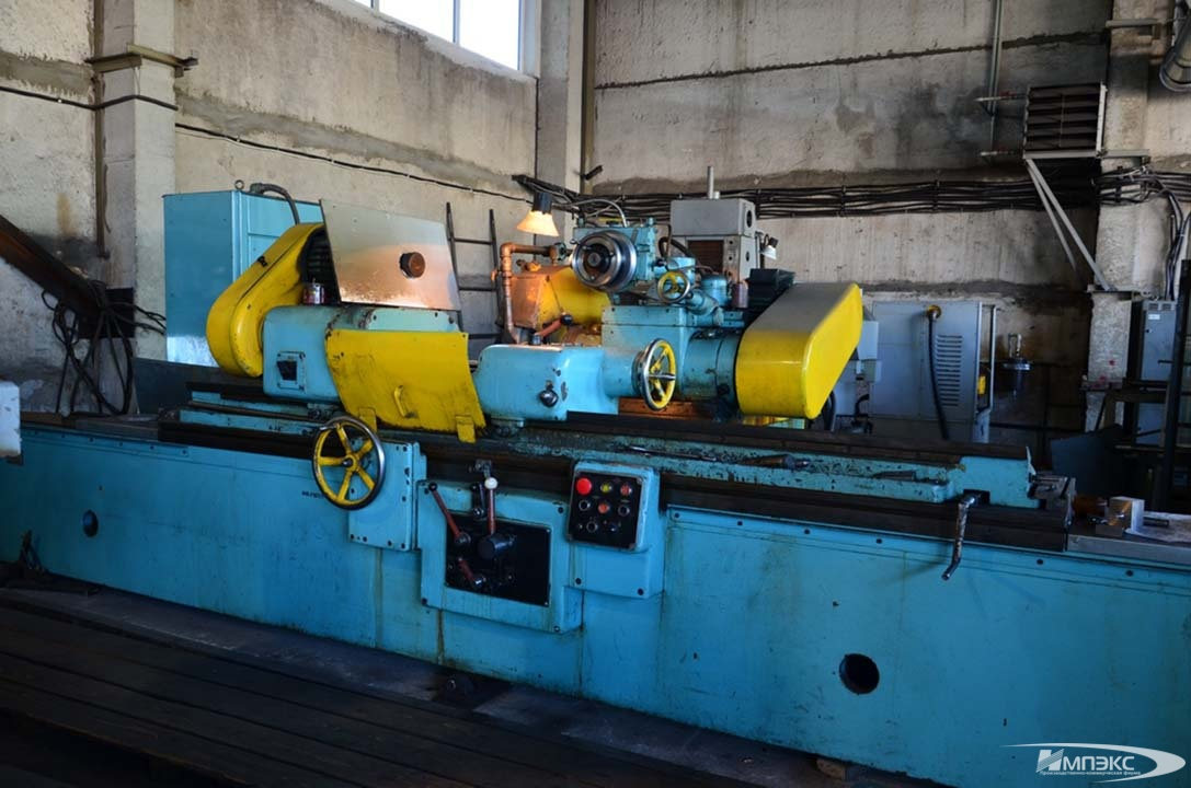 Cylindrical grinding machine 3A164 2